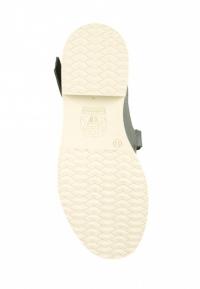 Ботинки женские Ботинки Вера кожаные оливкового цвета 100110 выбрать, 2017