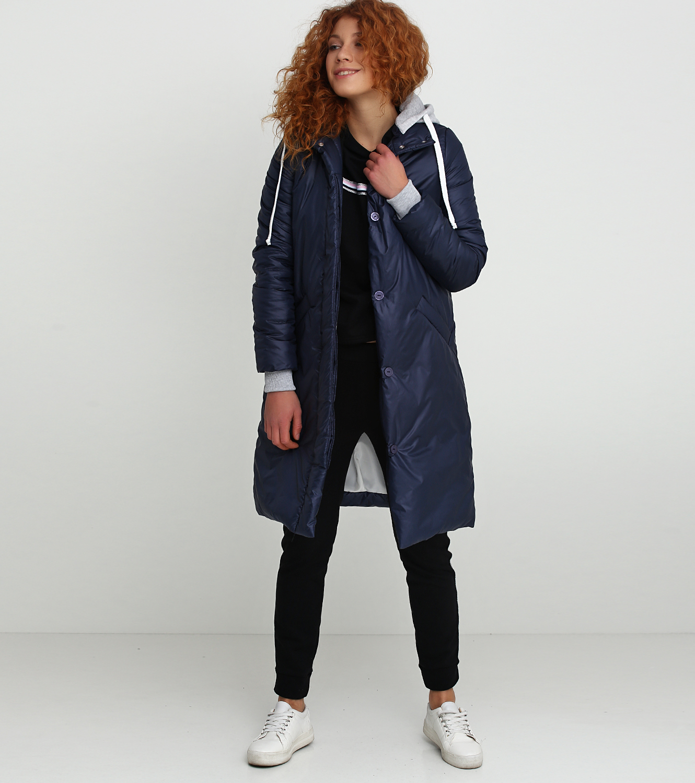 Куртка синтепоновая женские Jhiva модель 10012560 , 2017