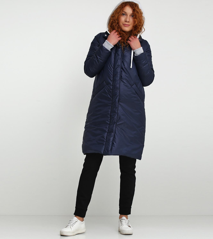 Купить Куртка синтепоновая женские модель 10012560, Jhiva, Синий
