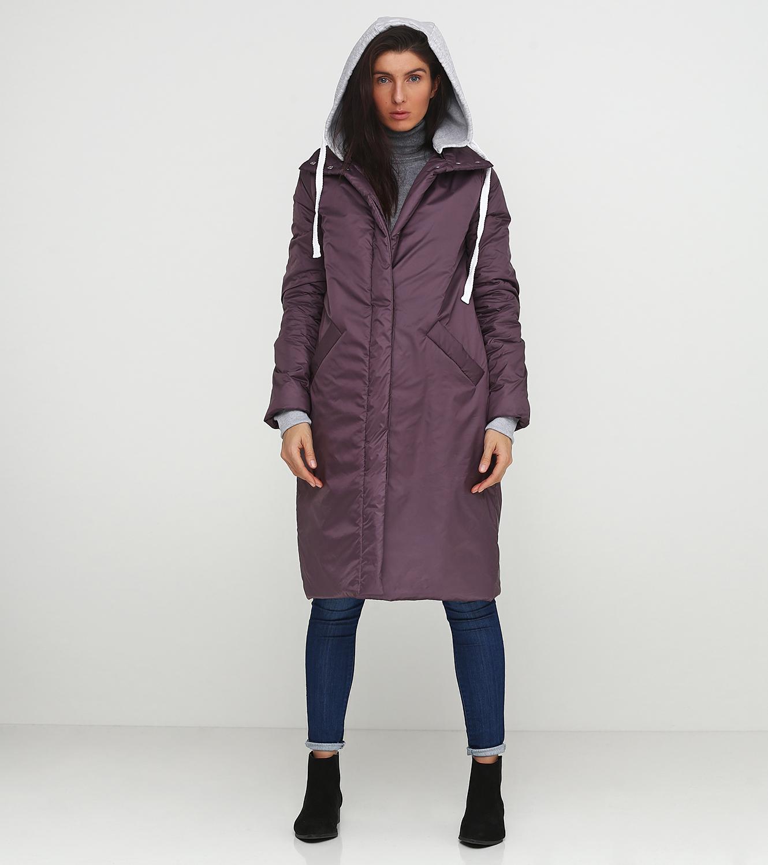 Купить Куртка синтепоновая женские модель 10012570, Jhiva, Фиолетовый