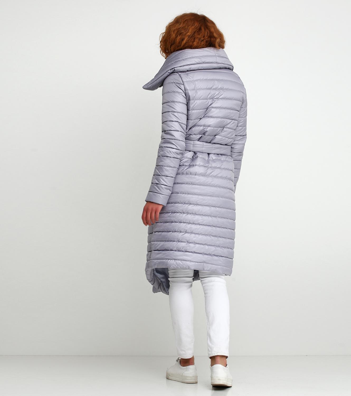 Пальто синтепоновое женские Jhiva модель 10012722 качество, 2017