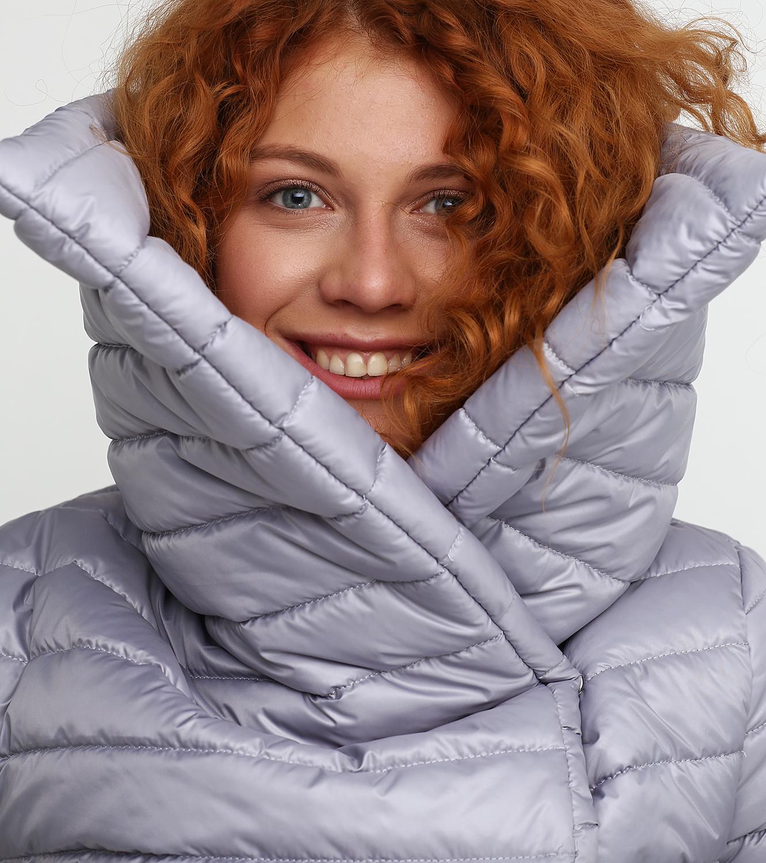 Пальто синтепоновое женские Jhiva модель 10012722 приобрести, 2017