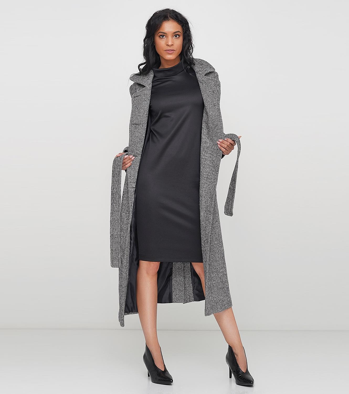 Пальто женские Jhiva модель 10014001 , 2017