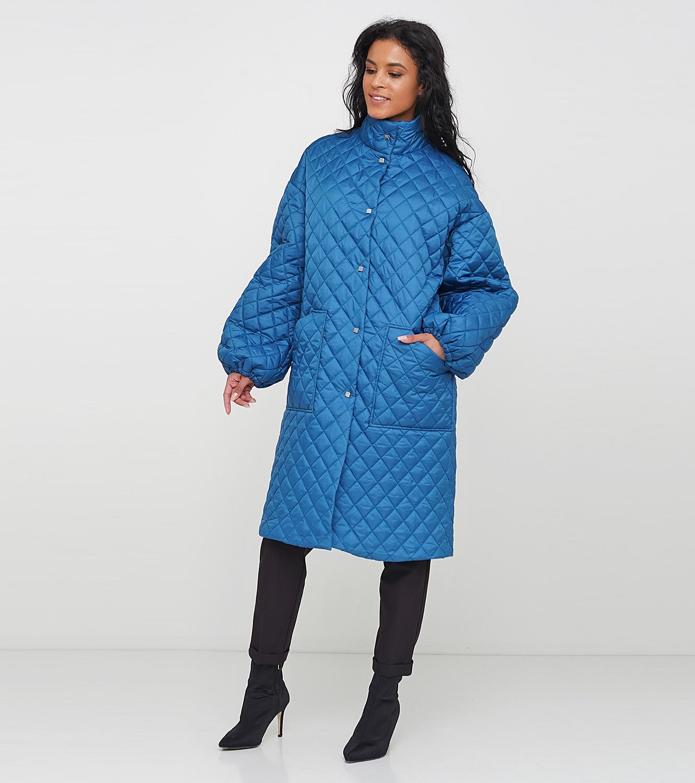 Пальто синтепоновое женские Jhiva модель 10014956 , 2017