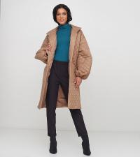 Пальто синтепоновое женские Jhiva модель 10014990 , 2017