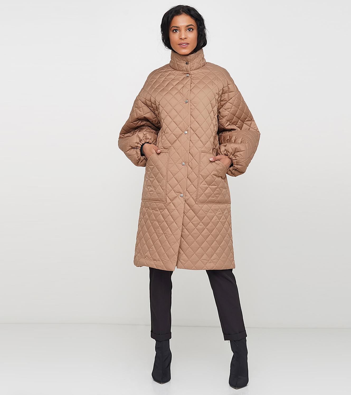 Пальто синтепоновое женские Jhiva модель 10014990 характеристики, 2017
