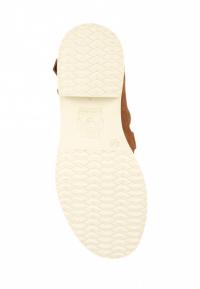 Ботинки для женщин Ботинки Вера-2 нубуковые коньячного цвета 100164 выбрать, 2017