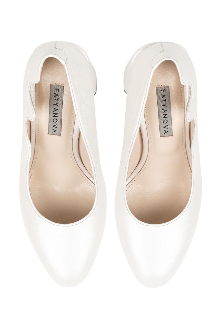 Туфлі човники Fatyanova модель 100194 — фото 6 - INTERTOP