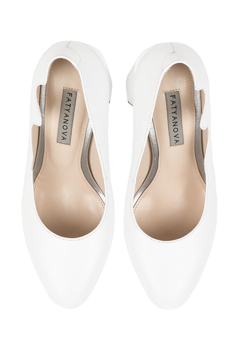 Туфлі човники Fatyanova модель 100197 — фото 6 - INTERTOP