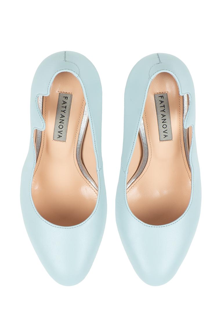 Туфлі човники Fatyanova - фото
