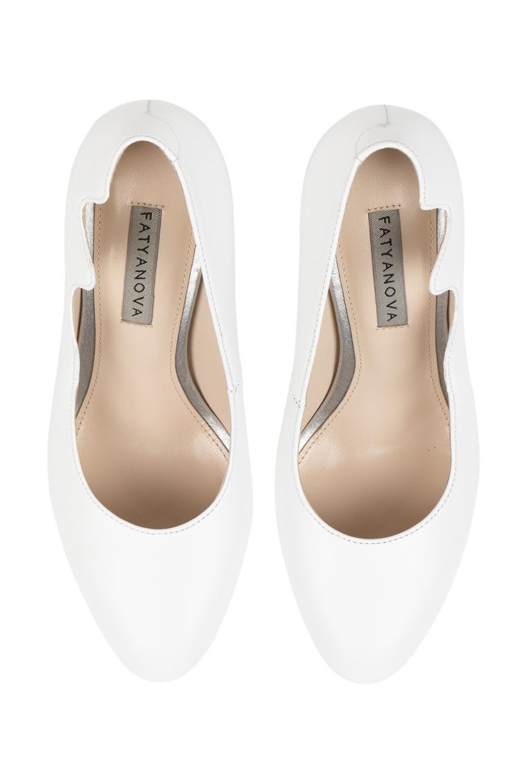 Туфлі човники Fatyanova модель 100203 — фото 6 - INTERTOP