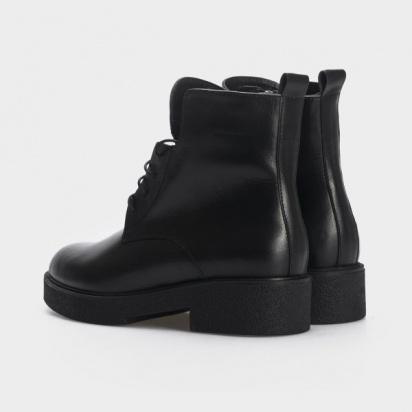 Ботинки женские Ботинки 10600220 черная кожа. Байка 10600220 купить в Интертоп, 2017