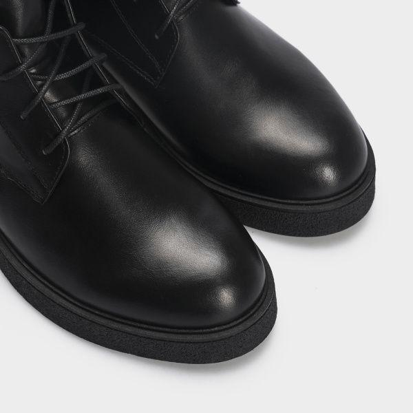 Ботинки женские Ботинки 10600220 черная кожа. Байка 10600220 выбрать, 2017
