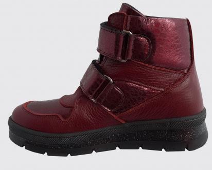 Ботинки детские Perlina 107BORDO размерная сетка обуви, 2017