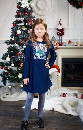 Сукня Едельвіка модель 1091-18-00 — фото - INTERTOP