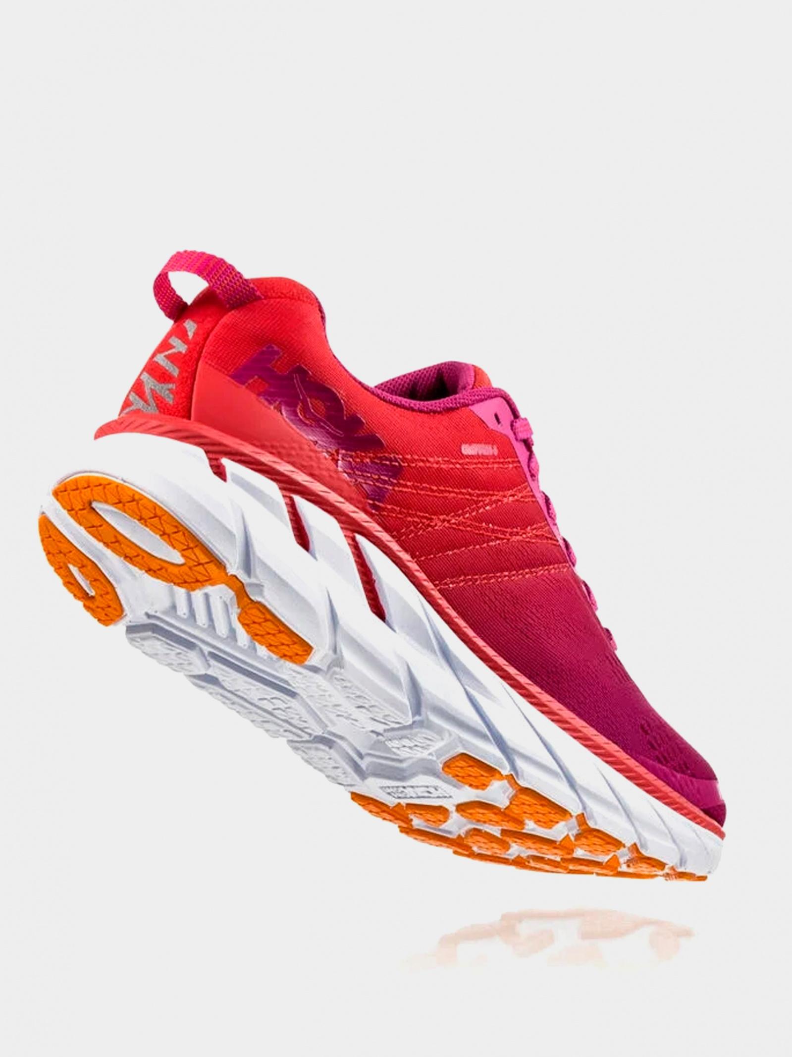 Кроссовки женские Hoka 1102873 размерная сетка обуви, 2017