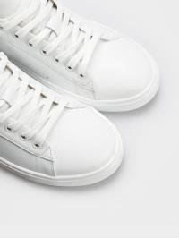 Кросівки  жіночі Кроссовки 1113-2 белая/серебристая кожа 1113-2 безкоштовна доставка, 2017