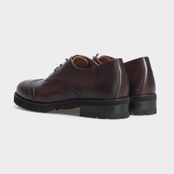 Туфли для женщин Туфли 12703-48 бордовая кожа 12703-48 фото, купить, 2017