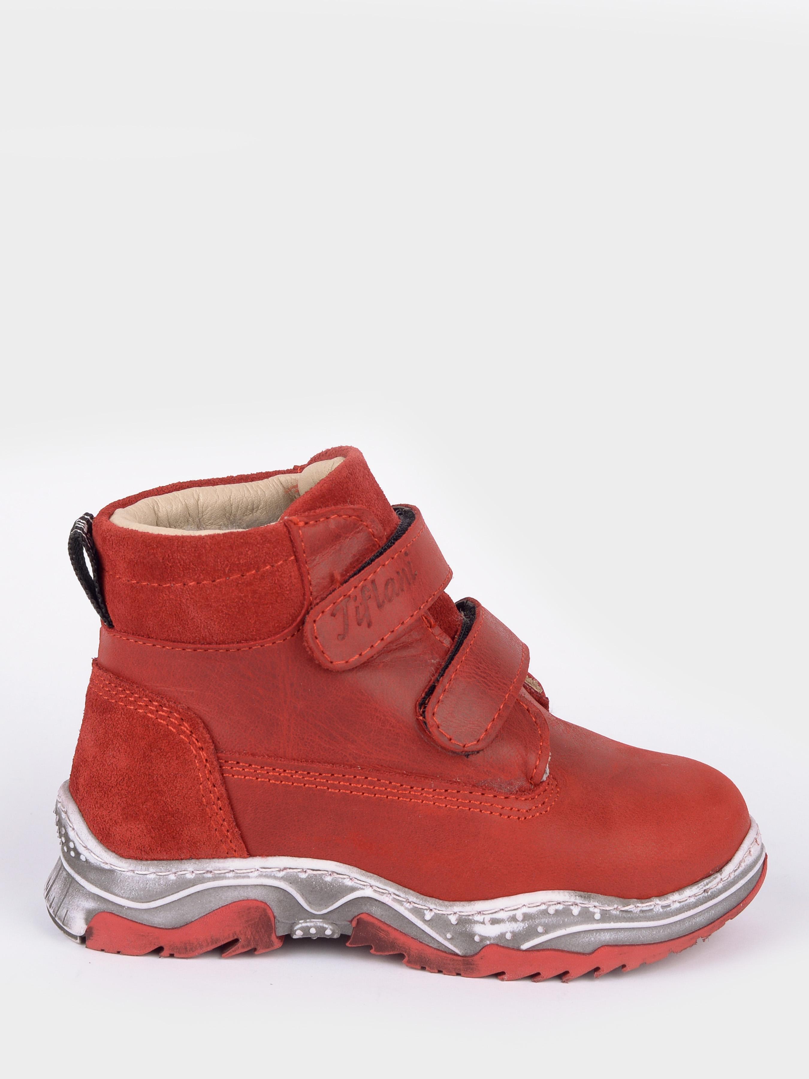 Купить Сапоги детские Сапоги 12B-2069K-38-141, Tiflani, Красный