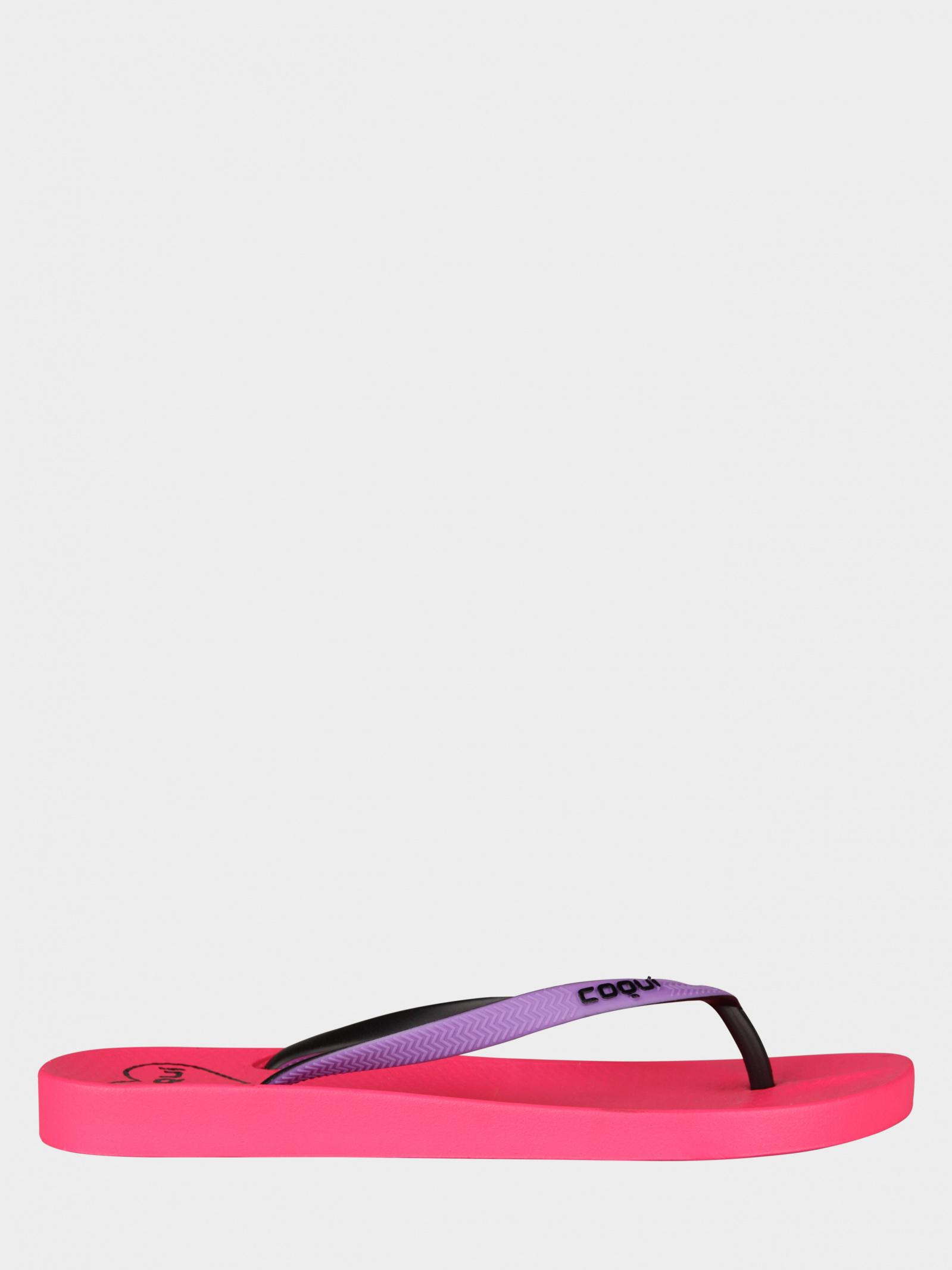 Шльопанці  для жінок COQUI 1326-1 розмірна сітка взуття, 2017