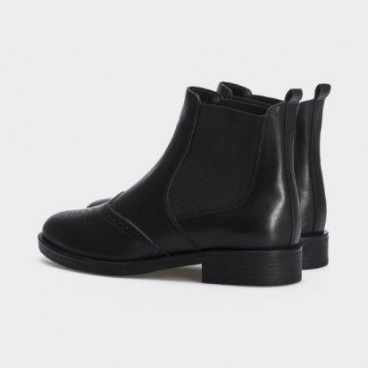 Ботинки женские Ботинки 13400220 черная кожа. Байка 13400220 купить в Интертоп, 2017