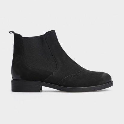 Ботинки для женщин Ботинки 13418120 черный нубук. Байка 13418120 выбрать, 2017