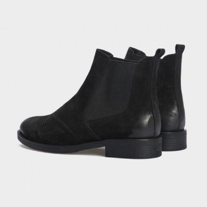 Ботинки для женщин Ботинки 13418120 черный нубук. Байка 13418120 бесплатная доставка, 2017