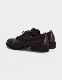 Туфлі  жіночі Туфли 1401bordo бордовая кожа 1401bordo модне взуття, 2017