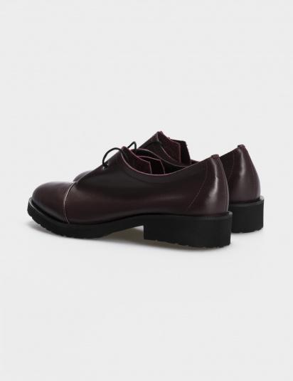 Туфлі Gem модель 1401bordo — фото 3 - INTERTOP