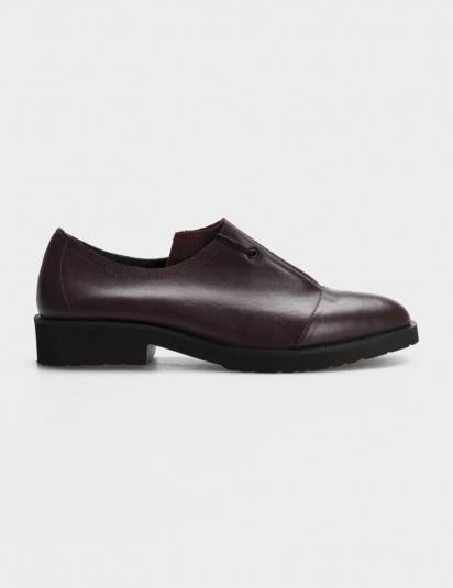 Туфлі Gem модель 1401bordo — фото - INTERTOP