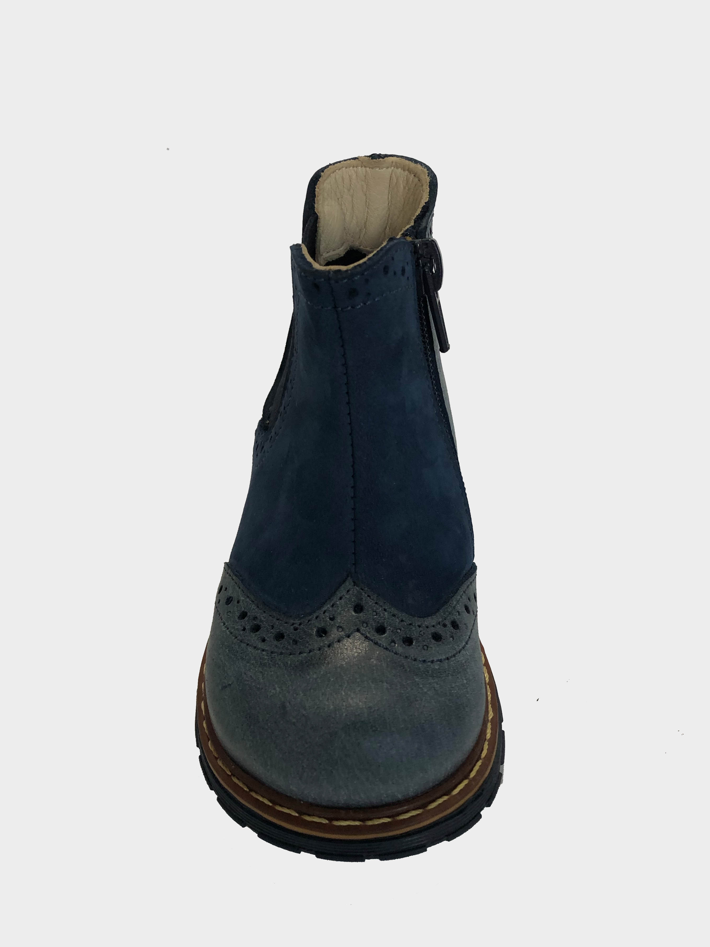 Ботинки детские Martens Baby Navy 141-3K размеры обуви, 2017