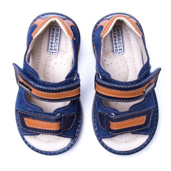 Сандалии для детей Miracle Me 1417-015 брендовая обувь, 2017