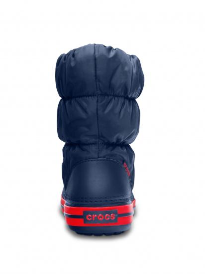 "Чоботи ""дутики"" Crocs модель 14613Nav — фото 2 - INTERTOP"