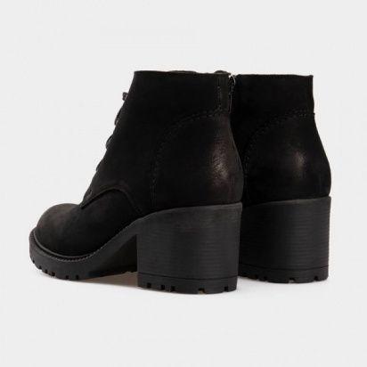 Ботинки женские Ботинки 1514-230 черный нубук. Шерсть 1514-230 цена, 2017