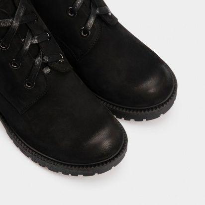 Ботинки женские Ботинки 1514-230 черный нубук. Шерсть 1514-230 бесплатная доставка, 2017