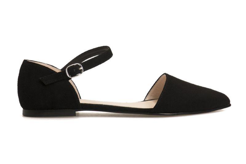 Босоножки женские Gem 1517-110che размерная сетка обуви, 2017