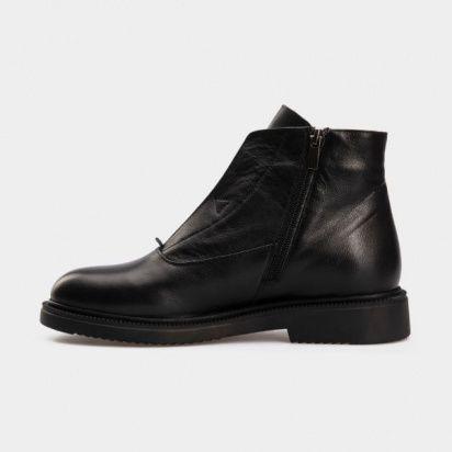 Ботинки женские Ботинки 16000220-2 черная кожа. Байка 16000220-2 бесплатная доставка, 2017