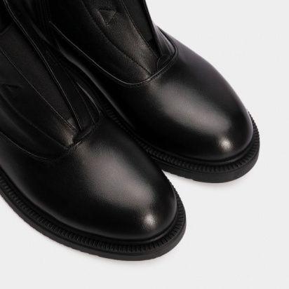 Ботинки женские Ботинки 16000220-2 черная кожа. Байка 16000220-2 , 2017