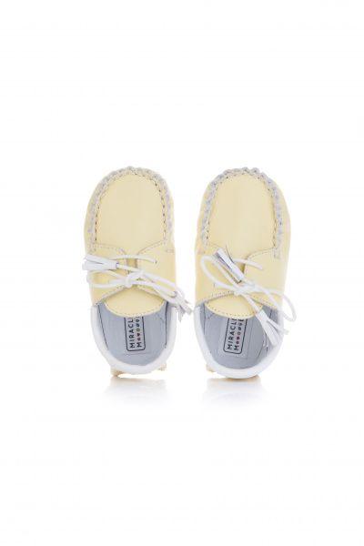 Пинетки для детей Miracle Me 1615-051 брендовая обувь, 2017