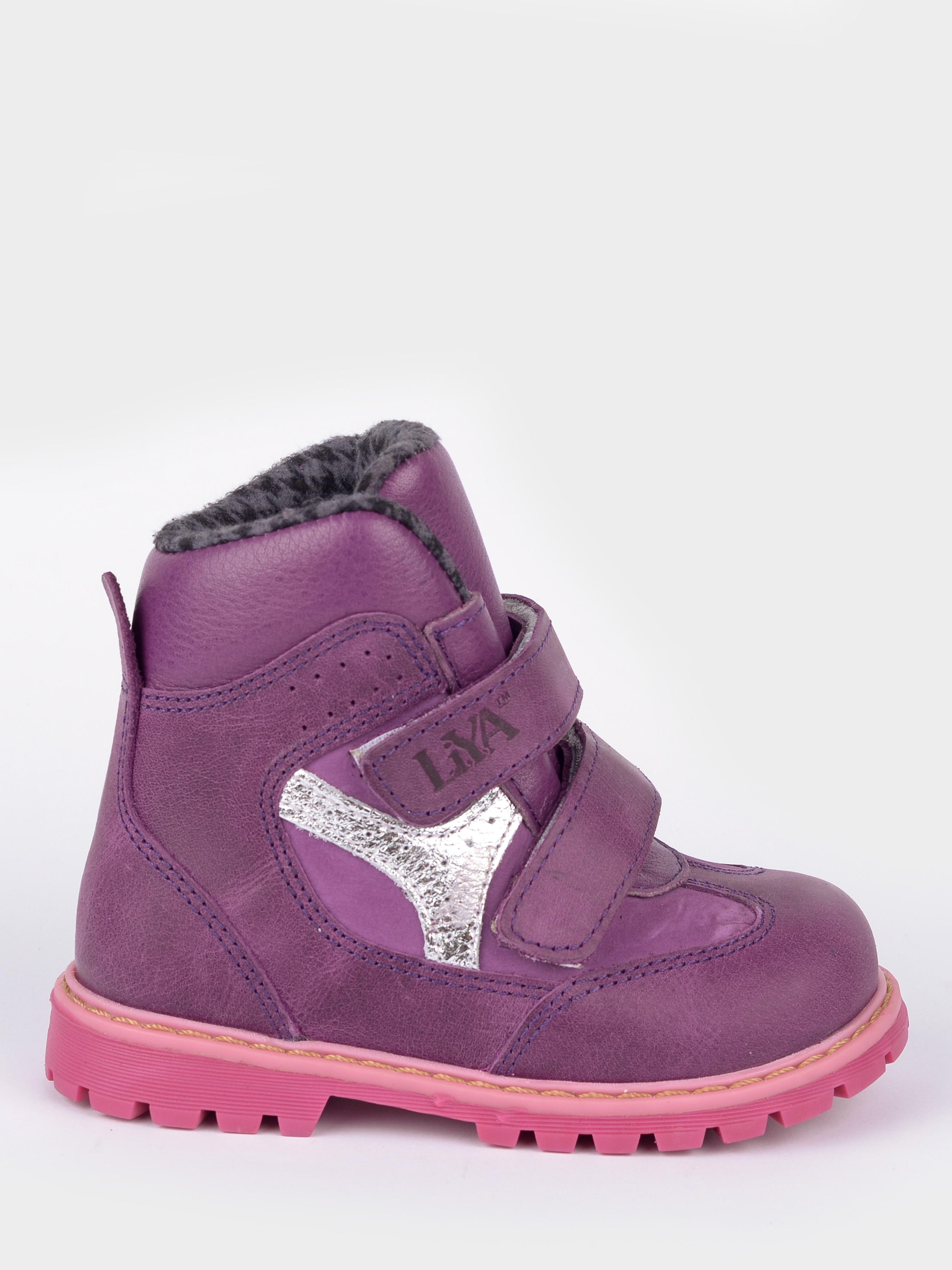 Купить Ботинки детские Ботинки 1672-KR-07, Tutubi, Фиолетовый