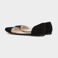 Балетки для женщин Gem 1678-410 размерная сетка обуви, 2017