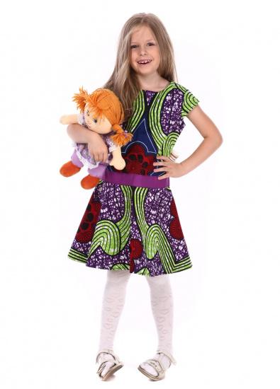 Сукня Dasti модель 170 — фото - INTERTOP