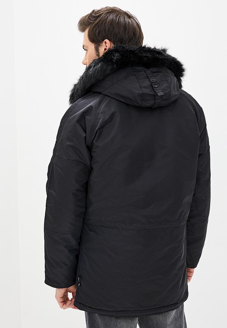 Airboss Куртка чоловічі модель 171000123221_black якість, 2017