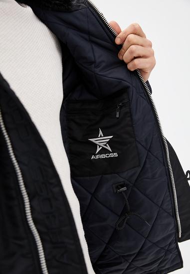 Airboss Куртка чоловічі модель 171000123221_black придбати, 2017