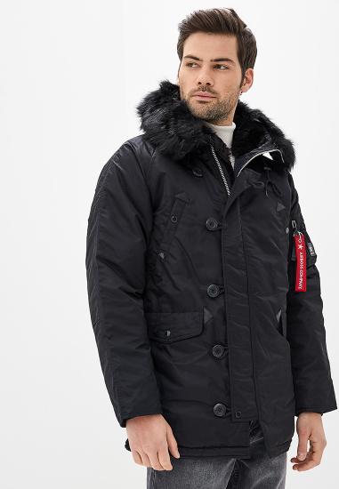 Airboss Куртка чоловічі модель 171000123221_black характеристики, 2017