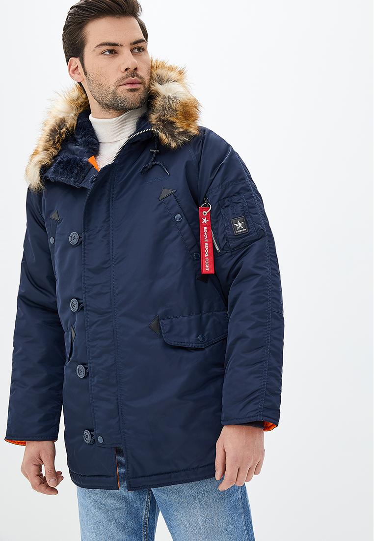Куртка мужские Airboss модель 171000123221_blue , 2017