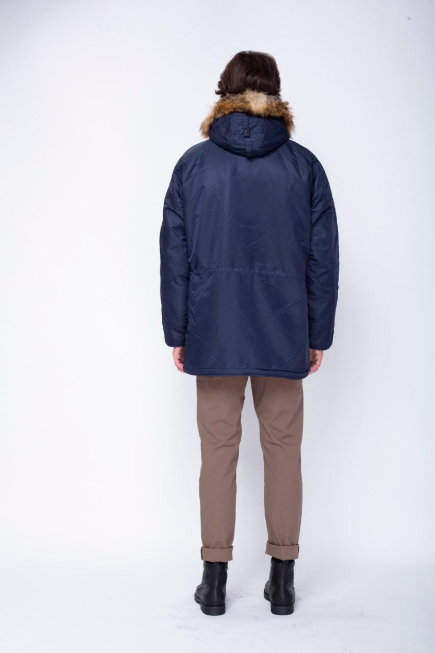 Airboss Куртка чоловічі модель 171000123221_rep_blue ціна, 2017