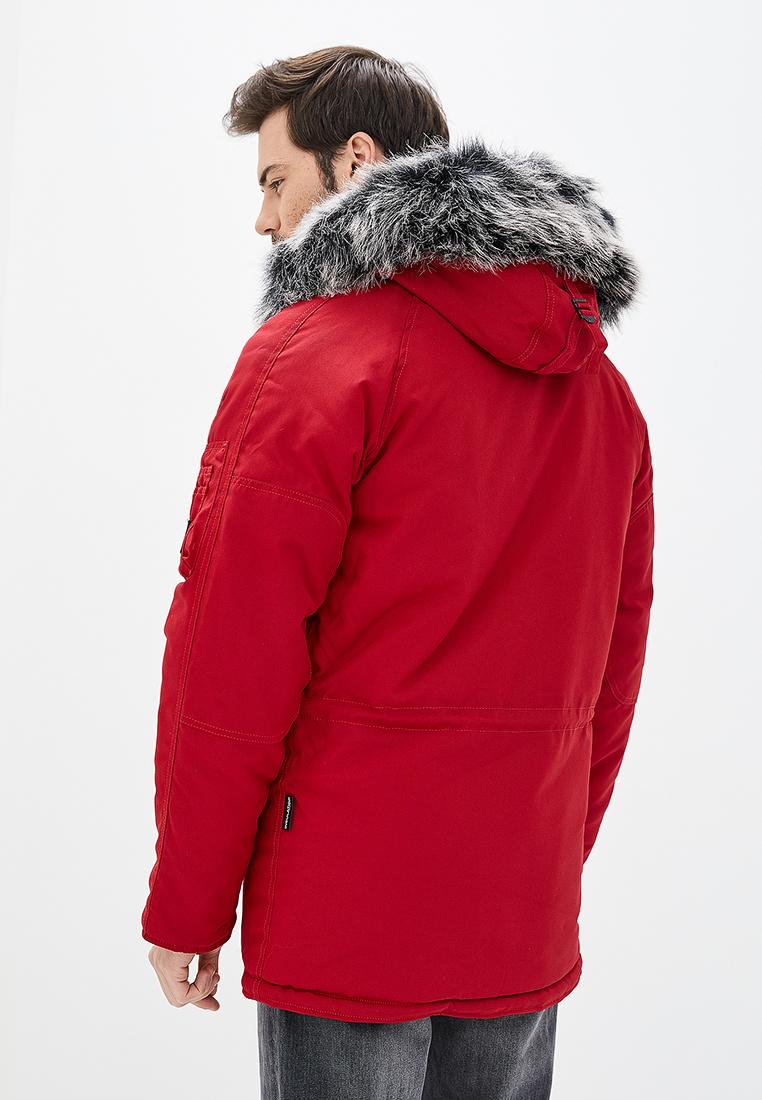 Airboss Куртка чоловічі модель 171000133223_red характеристики, 2017