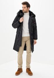Airboss Куртка чоловічі модель 171000143221_black , 2017
