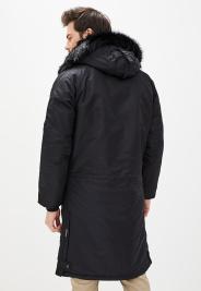 Airboss Куртка чоловічі модель 171000143221_black якість, 2017